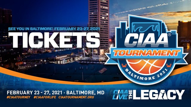 2021 CIAA Basketball Tournament
